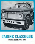 1965 Ford Super Duty Trucks (Cdn. - French)