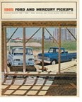 1965 Canadian Ford Trucks brochure