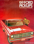 1969 Ford Trucks (light-duty) dealer's brochure